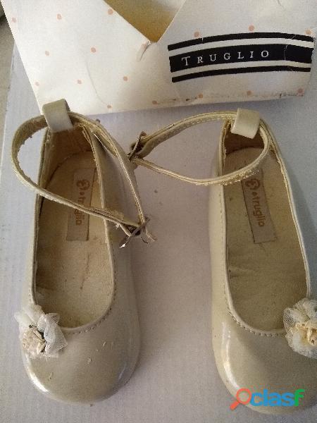 Zapato truglio crarol con pulcera plantilla extrior 12,5