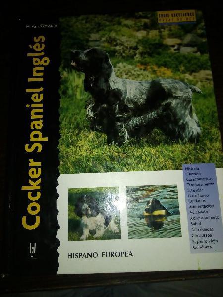 Libro Nuevo Cocker Spaniel Ingles de H.