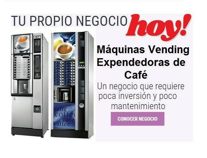 VENDO MAQUINAS DE CAFE PARA KIOSCOS, OFICINAS Y EMPRESAS