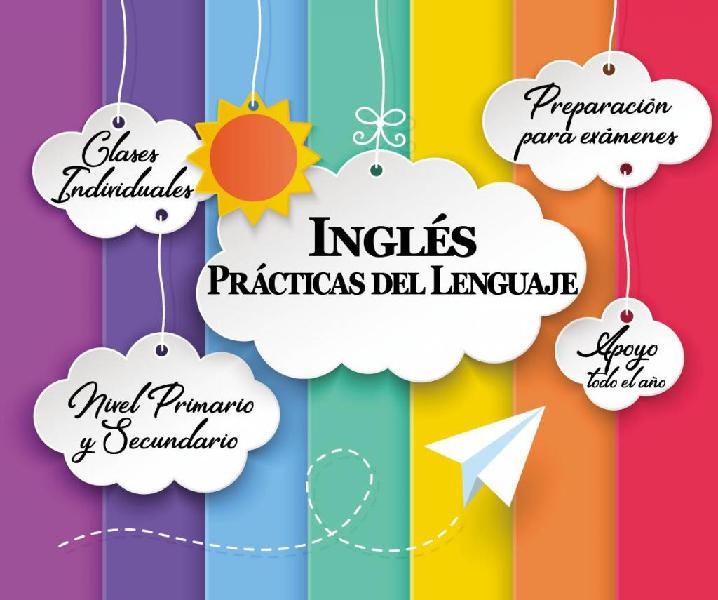 Apoyo escolar::: inglés y prácticas del lenguaje