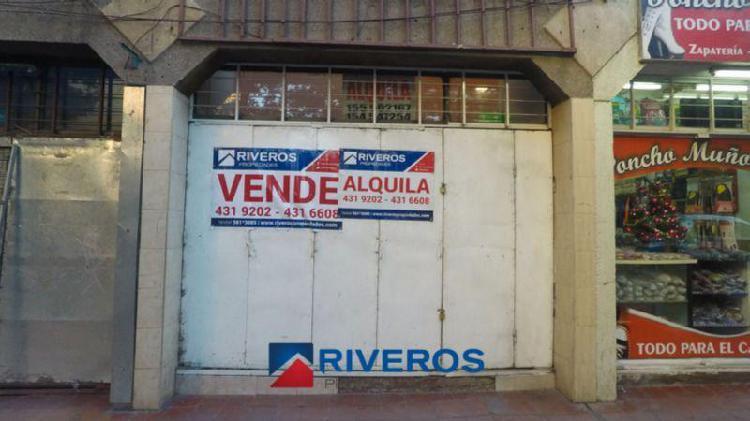 Buenos aires 300 local comercial riveros propiedades