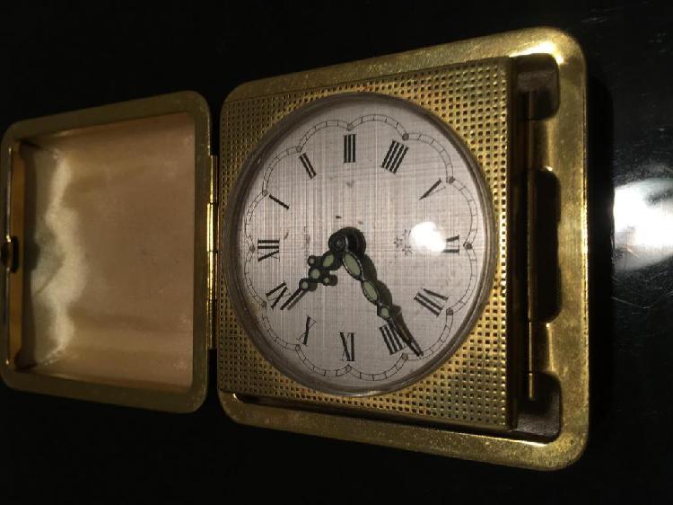 Reloj aleman peter a cuerda.