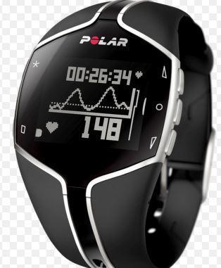Reloj polar ft80, alto rendimiento