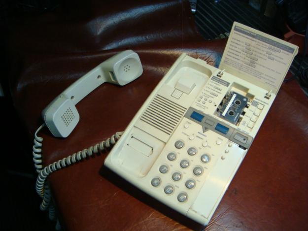 Contestador automático answerphone