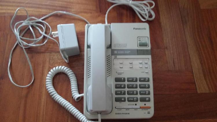 Telefono panasonic con contestador automatico autologic