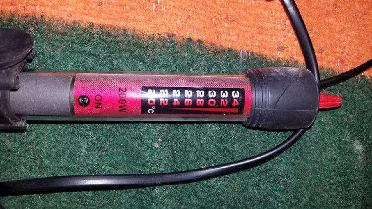 Calentador calefactor de agua rs878 200w