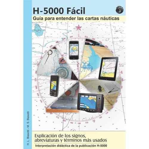 H5000 fácil guía para entender las cartas náuticas