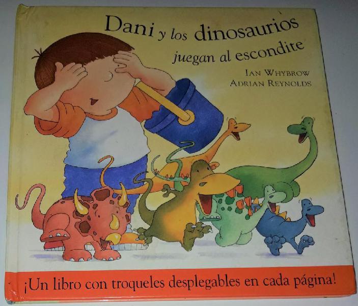 Libro dani y los dinosaurios muy didatico