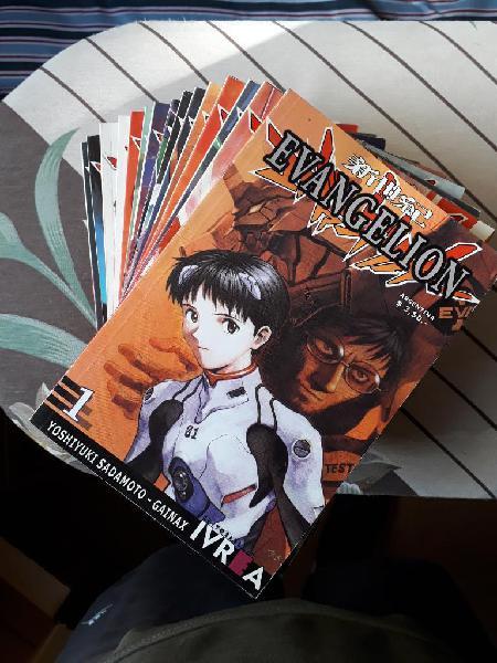 Manga editorial ivrea