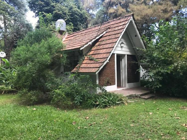 Casa quinta en venta en el barrio abierto las casuarinas