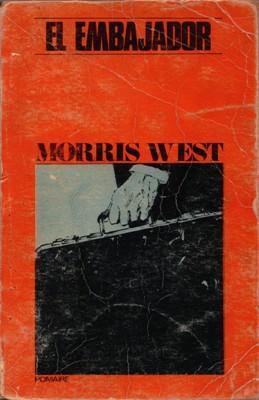 Libro: el embajador, de morris west [novela de suspenso]