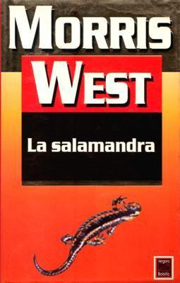 Libro: la salamandra, de morris west [novela de espionaje]