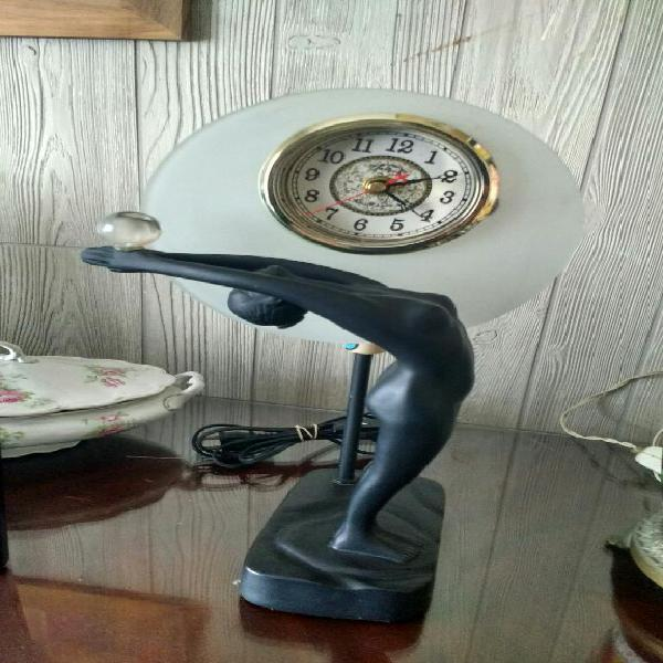 Reloj velador nuevo