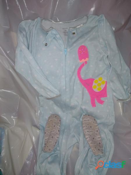 Pijama Carters T 3 Pie Antideslizante Perfecto mas de 2 años