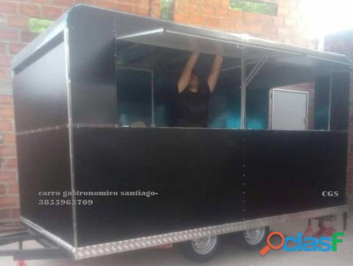 Carro bar / gastronomico / food truck santiago del estero