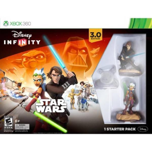 Infinity Star Wars con Juego Incluido