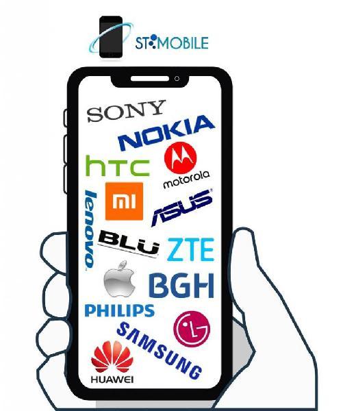 Servicio técnico celulares y tablets garantizado