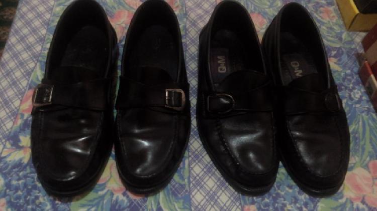 Zapato tipo mocasin