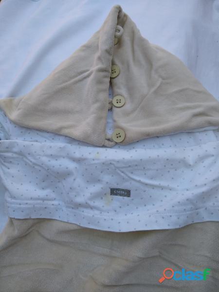 Bolsa cheeky Saco De Dormir Porta Infant Bebé plush forrada perfecta