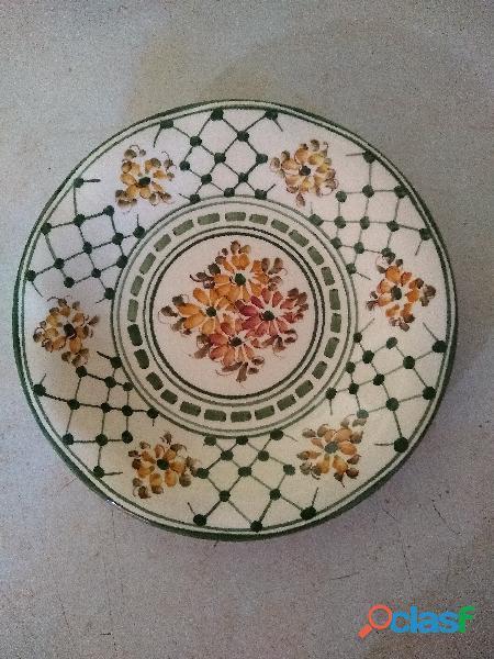 plato decoracion para colgar de 20cm diametro perfecto