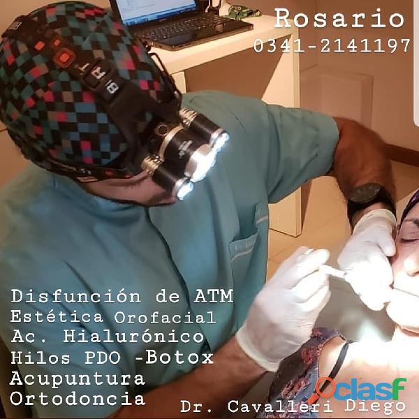 Dentistas en rosario por esencial. 03412141197. moreno 1054
