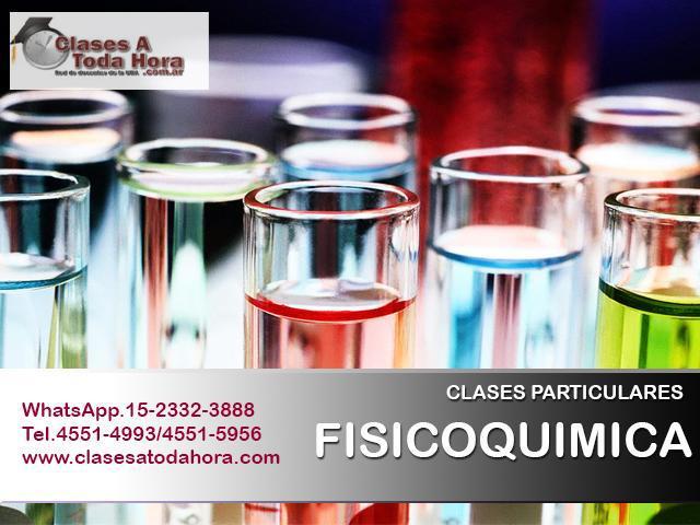 Clases particulares de fisico quimica y biologia secundario