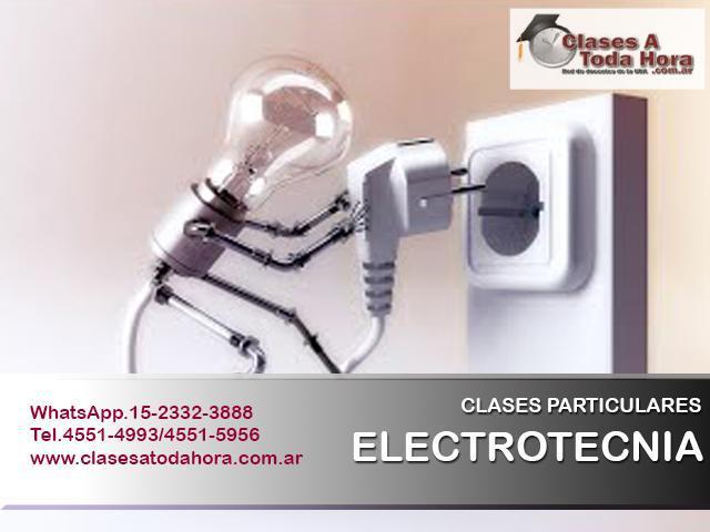 Clases particulares de técnicas digitales y electrotecnia