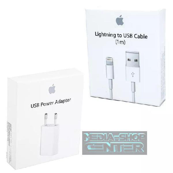 Combo cargador cable apple iphone 5 5s 6 6s 6 plus 7 7 plus