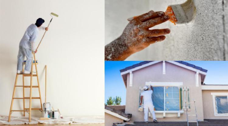 Pintor de casas.locales.departamentos