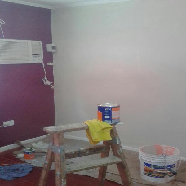 Servicio de pintor.