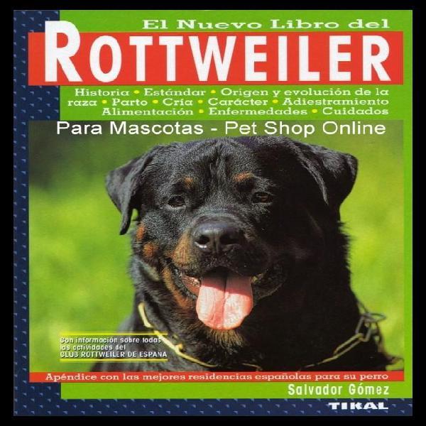 El nuevo libro del rottweiler edicion española