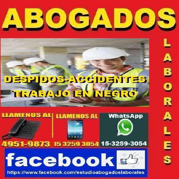 Servicios profesionales de abogados laborales,consulta