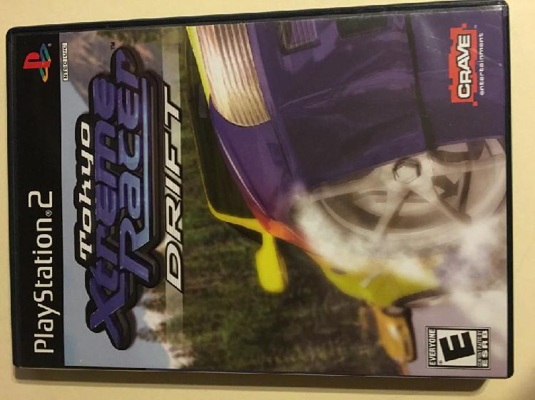 Juego playstation 2 ps2 original tokio xtreme racer drift