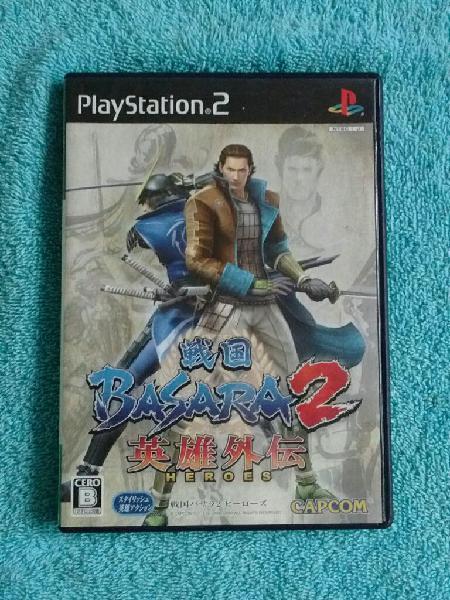 Juegos ps2 sengoku basara 2 heroes unico