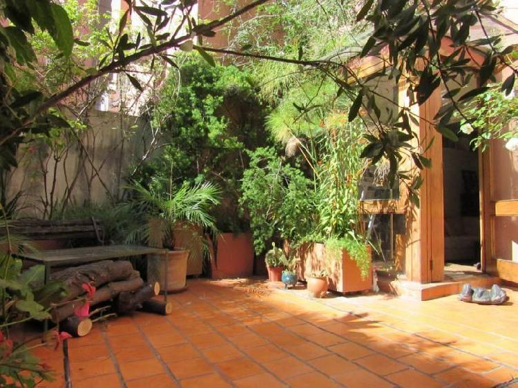 Melo y Bustamante, jardin, cochera, Pent House.unico