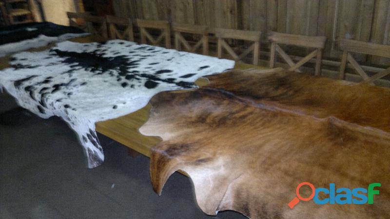 Cueros pieles de vaca