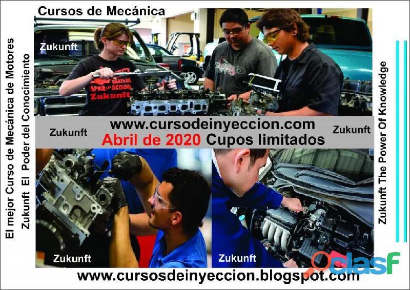 Curso de Mecanica del Automotor a Distancia Marzo 2021 4