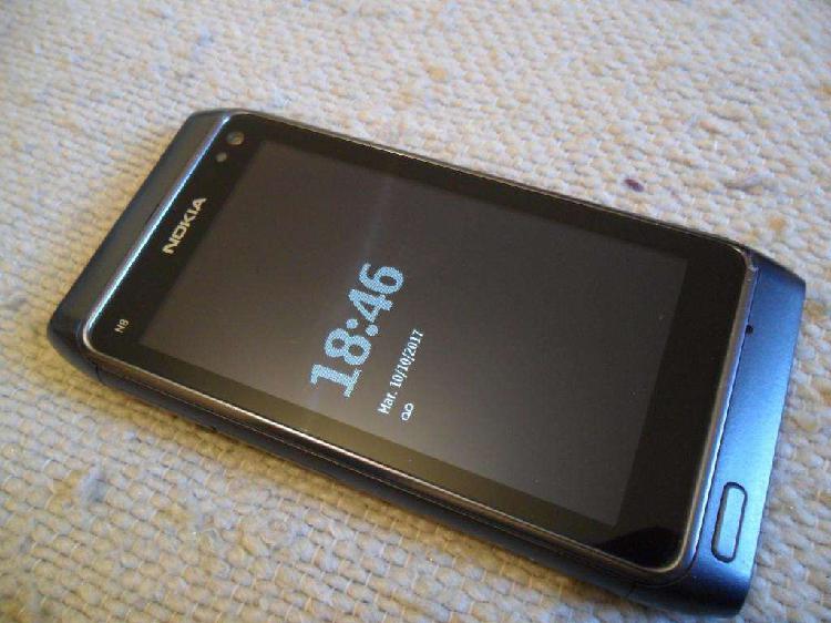 Nokia n8 liberado muy bueno