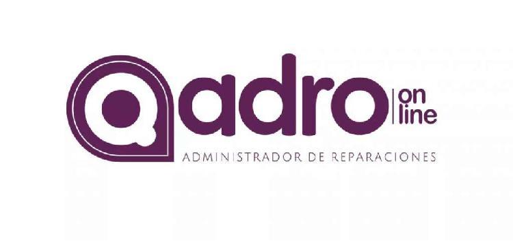 Software gestión de taller sistema adro servicio saas