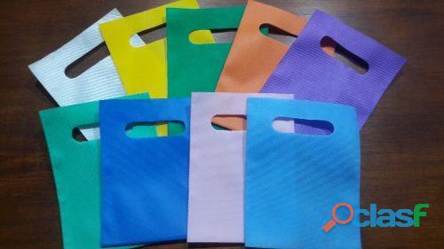 Bolsas de friselina 20 x 30 para sublimar personalizar
