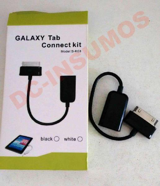 Cable otg usb para samsung galaxy tab