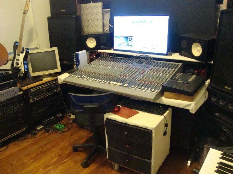 Clases de guitarra y producción musical