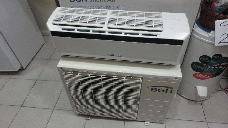 Aire acondicionado split bgh 2300 frio/calor