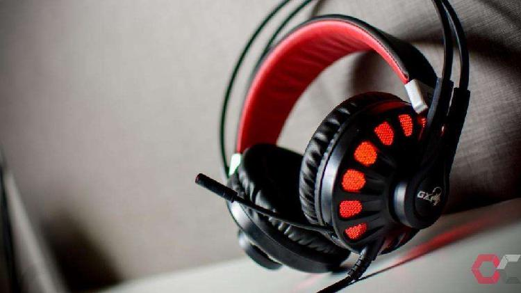 Auricular gamer genius gx hs g680 sonido 7.1 ps4 pc