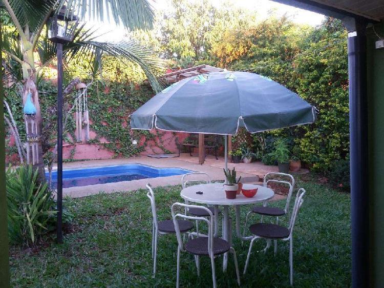 Casa con piscina itaembe mini. c403