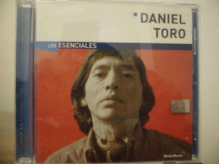 Daniel toro los esenciales cd