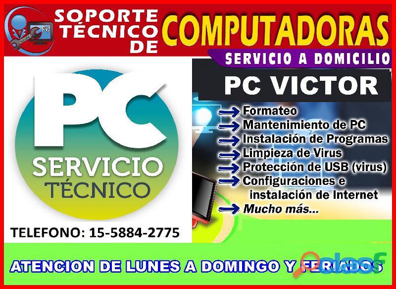 Palermo pc servicio tecnico de pc a domicilio en palermo   servicios