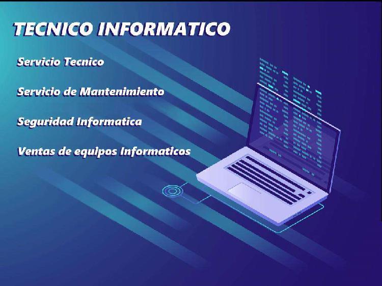 Servicios informaticos tecnico
