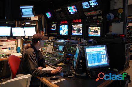 Empresa radiodifusora radio y tv lima solicita 3 socios inversionistas