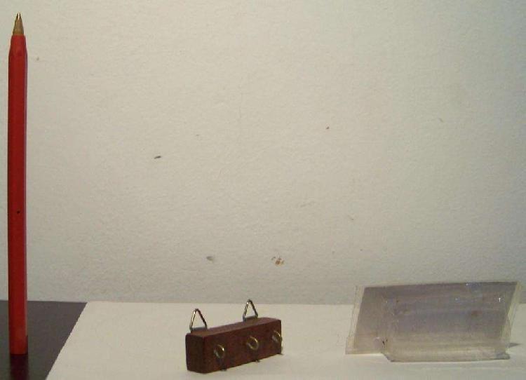 Casa de muñecas perchero miniatura escala 1:12